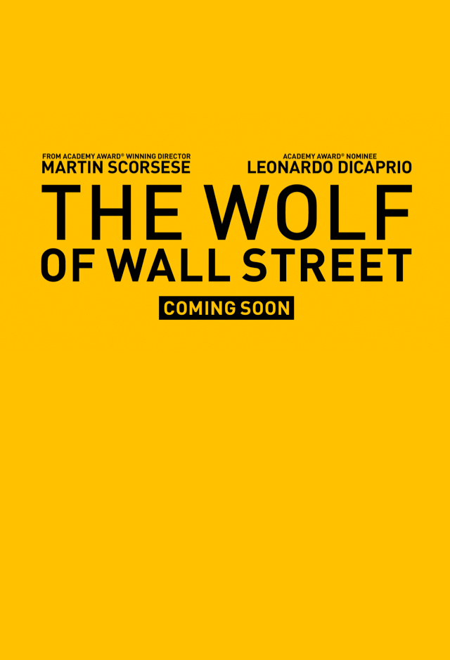 The Wolf of Wall Street u2013 Should I Go See It?
